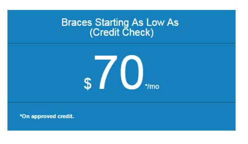 Affordable monthly payments